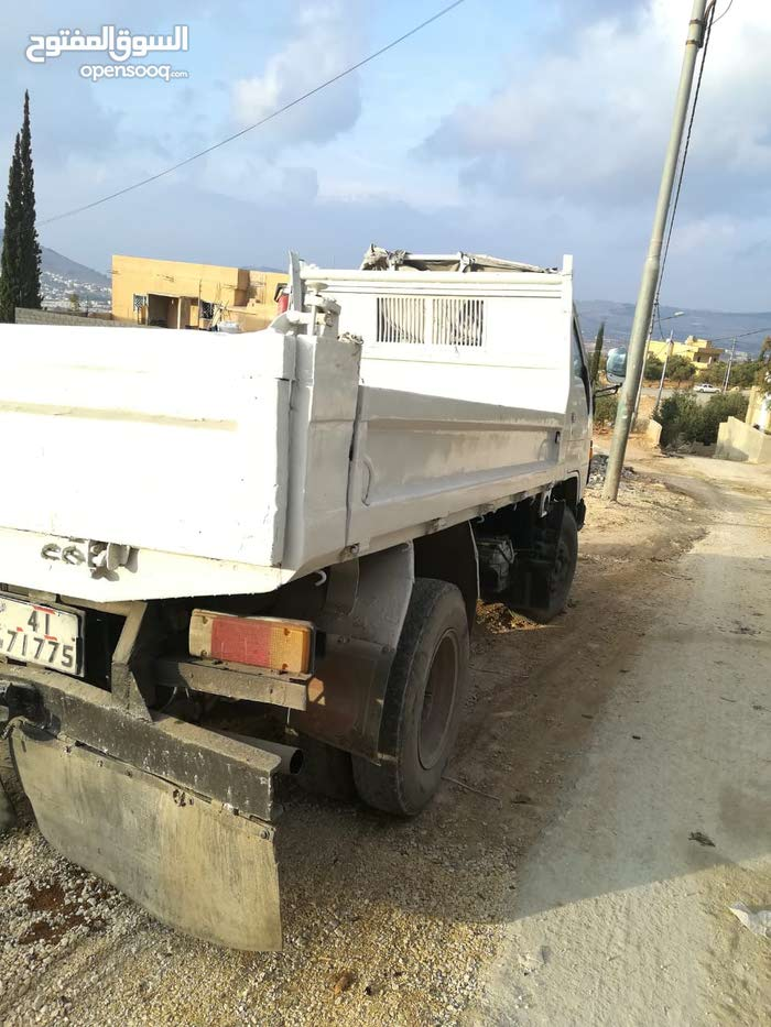 Toyota Dyna 1982 For sale - White color