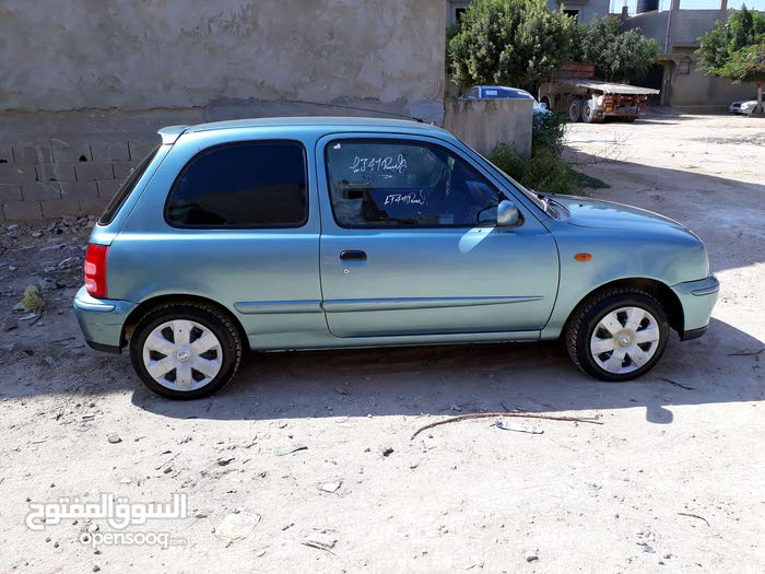 Used 2004 Micra for sale