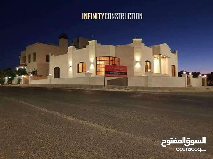Villa in Al Bnayyat - Amman and consists of More Rooms and More than 4 Bathrooms