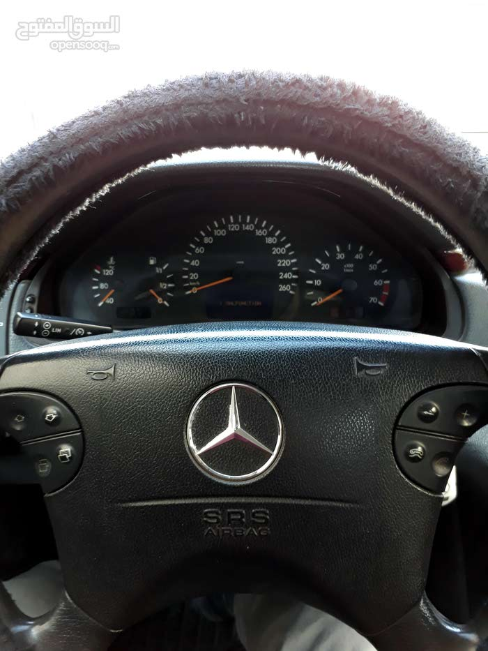 Used 2001 Mercedes Benz E 200 for sale at best price