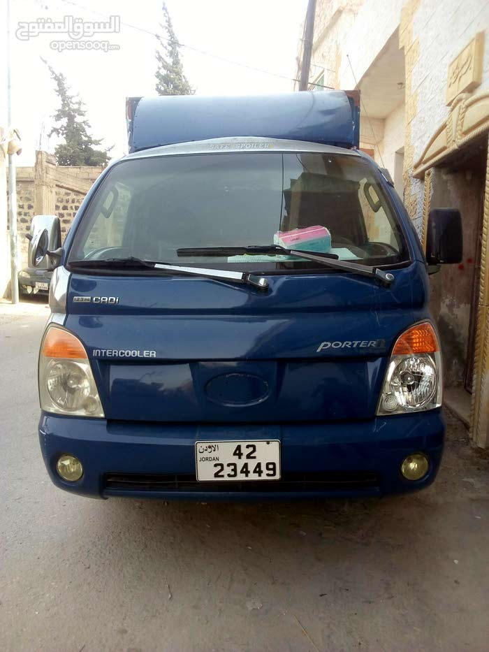 Hyundai Porter Car Is Available For Sale The Car Is In Used Condition