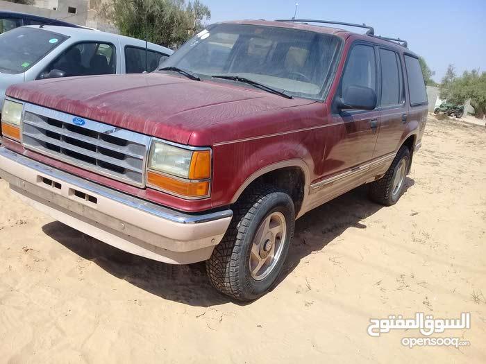 Ford Explorer in Jameel
