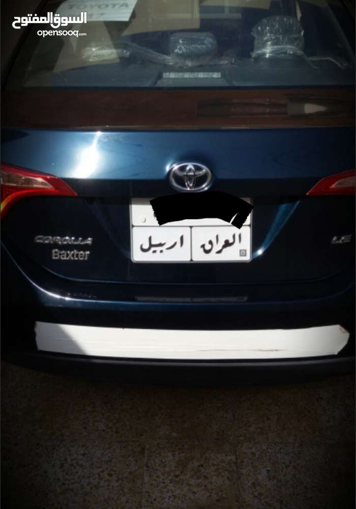 2017 Toyota Corolla for sale in Baghdad
