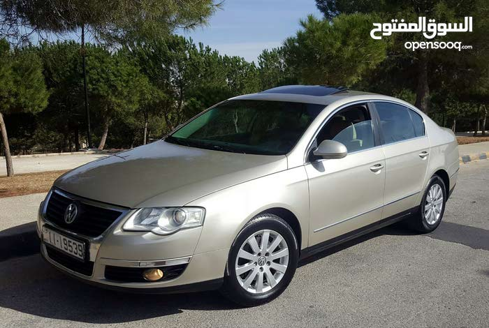 2007 Used Passat with Automatic transmission is available for sale