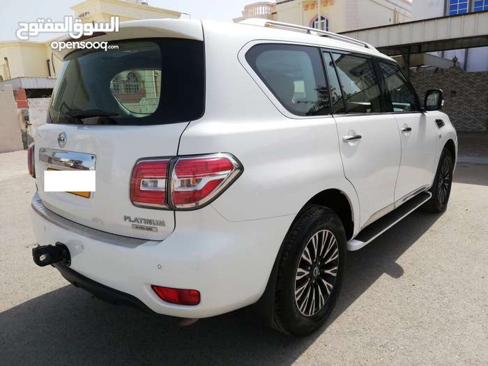 Used condition Nissan Patrol 2014 with 90,000 - 99,999 km mileage