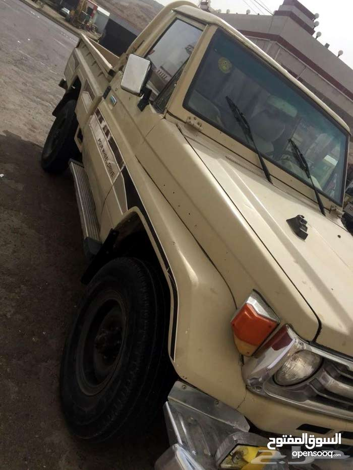 20,000 - 29,999 km Toyota Land Cruiser Pickup 1991 for sale