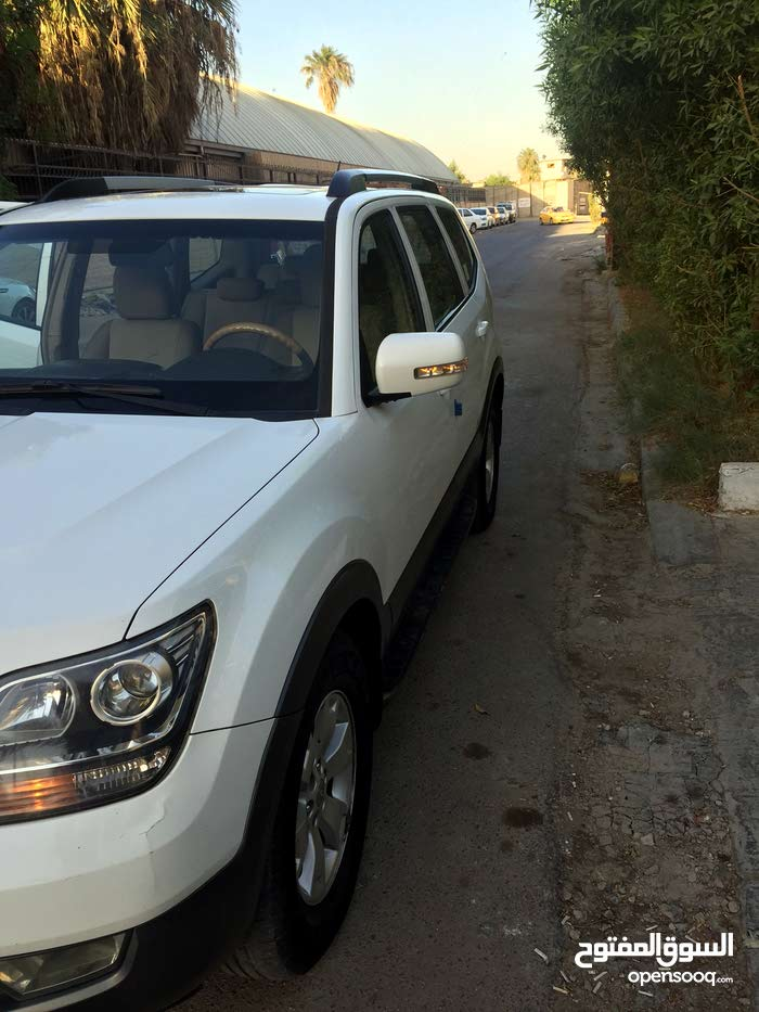 Automatic Kia 2011 for sale - Used - Baghdad city