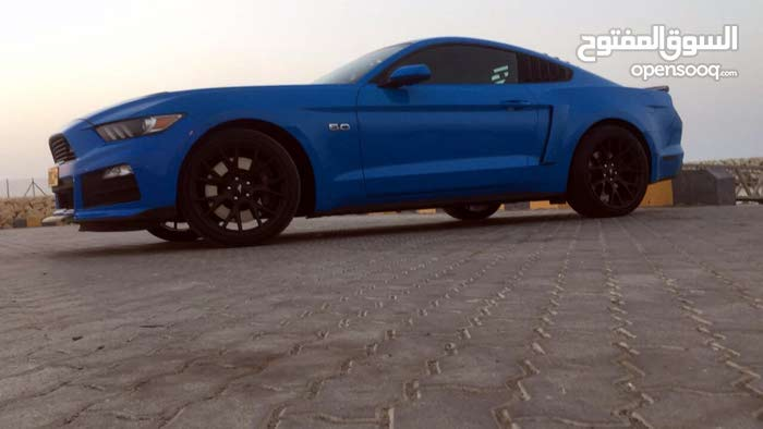 2017 Used Mustang with Manual transmission is available for sale