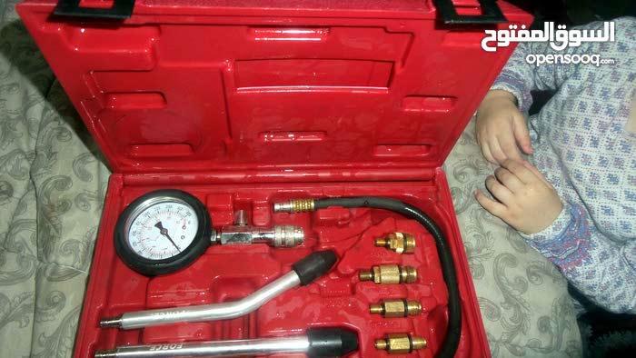 جهاز كشف لضغط      المحرك