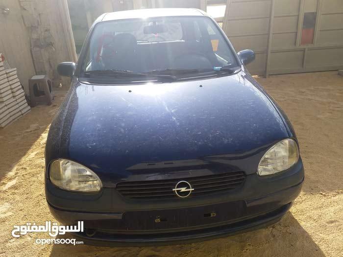 Opel Corsa in Sabratha