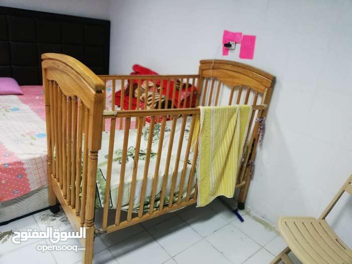 غرفة نوم بحالة ممتازة للبيع excellent condition ikea bedroom