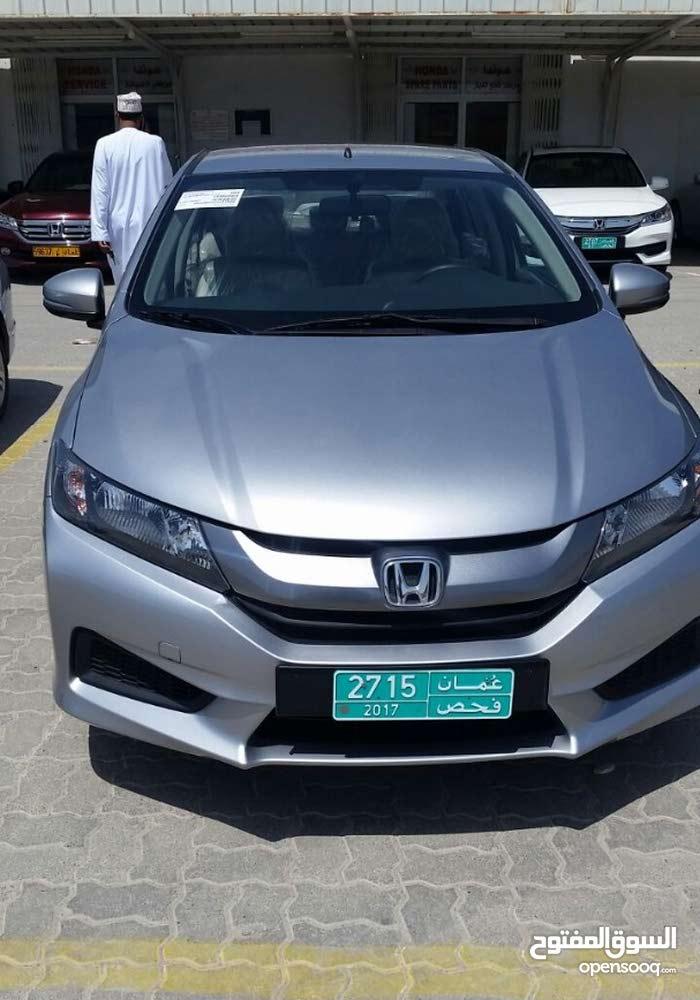 Honda City 2017 full auto for rent