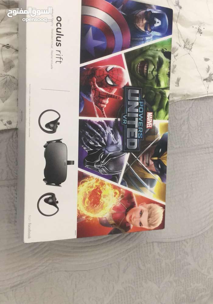 oculus rift marvel powers united limited edition/ virtual reality headset