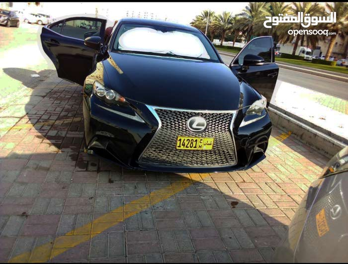60,000 - 69,999 km mileage Lexus ISF for sale