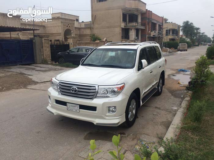 Used Toyota Land Cruiser for sale in Baghdad
