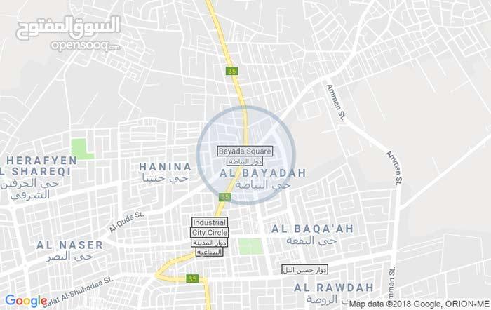 شقه للايجار في اربد بعد دوار البياضه