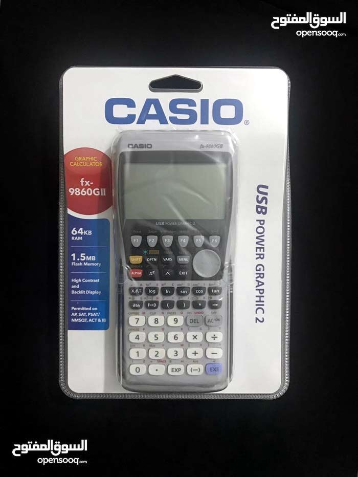 Graphic Calculator FX 9860GII