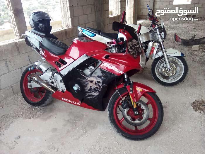دراجه هوندا 600  cc