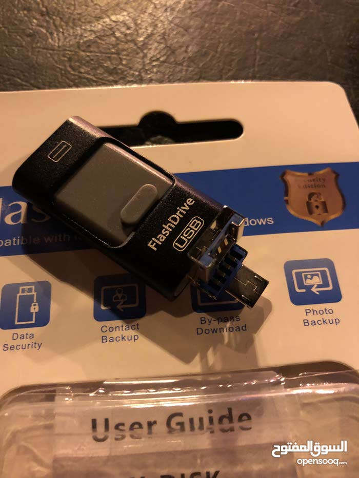 flash drive compatible with iOS /android / windows 512 gb