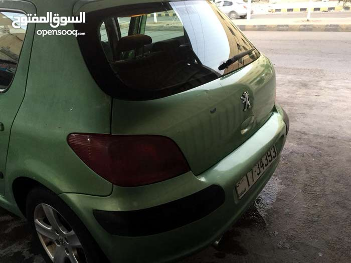 For sale Peugeot 307 car in Ramtha