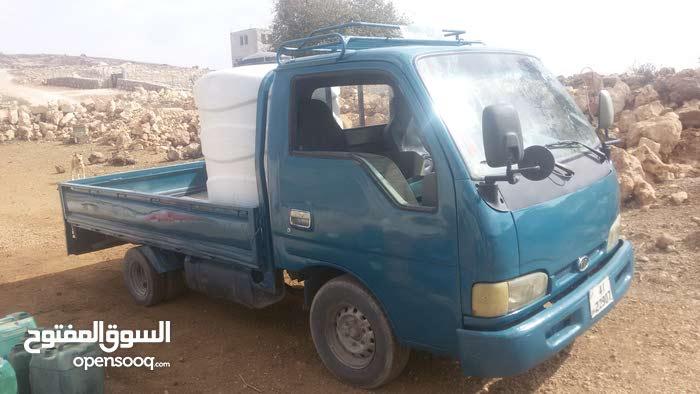 Used condition Kia Bongo 1999 with 1 - 9,999 km mileage