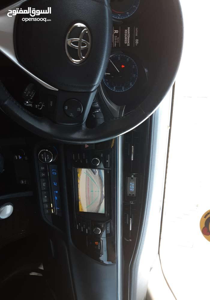 Gasoline Fuel Power Toyota Corolla 2015 94785831 Opensooq