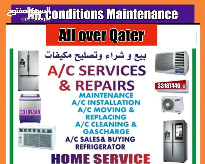 Air conditions services and installation