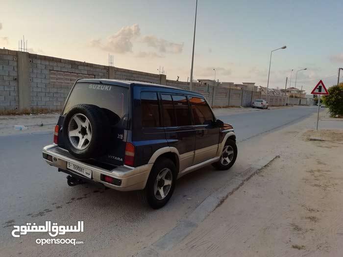 Used Suzuki Grand Vitara for sale in Misrata