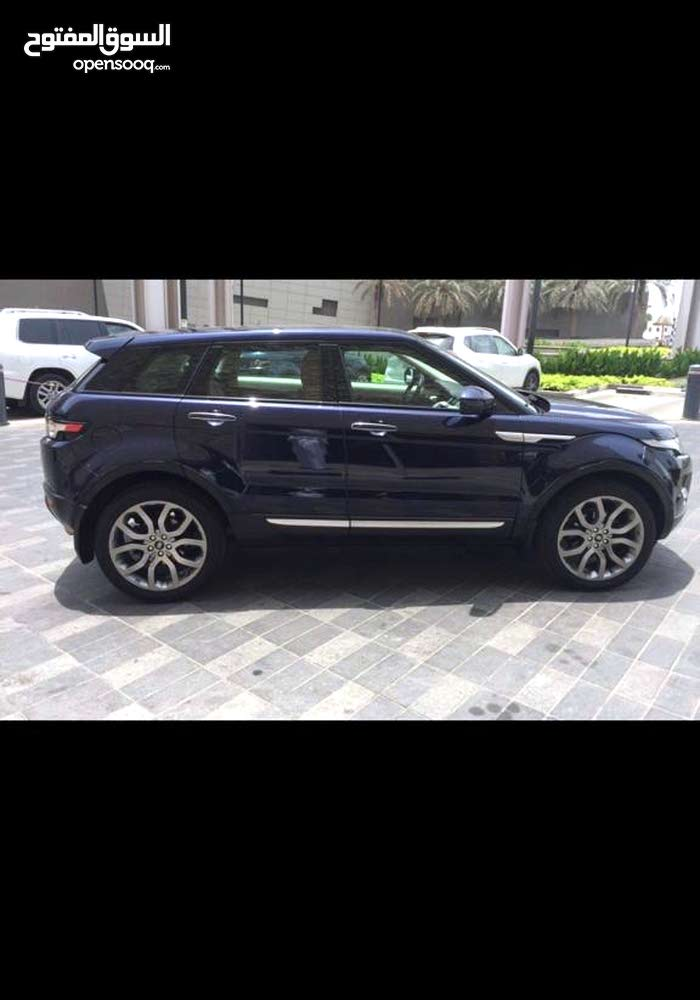2014 Used Range Rover Evoque with Automatic transmission is available for sale
