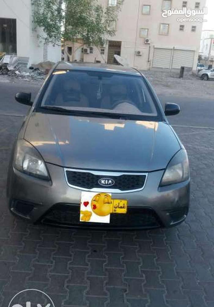 Grey Kia Rio 2010 for sale