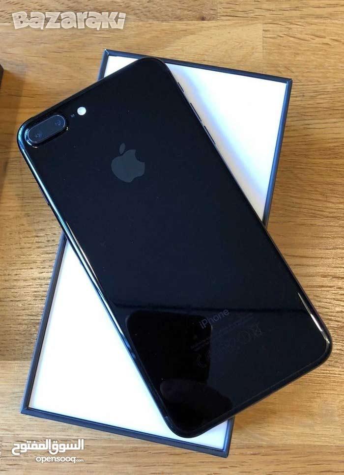 iPhone 7Plus Jet Black 128 GB