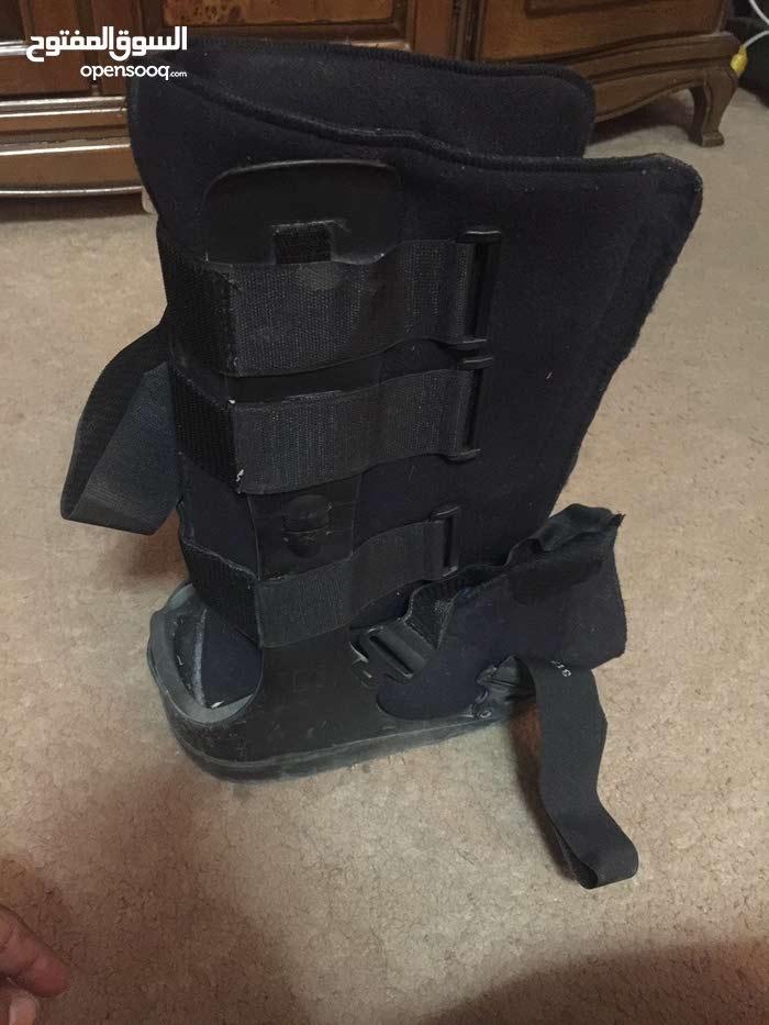 حذاء قدم السكري بحالة ممتازه جديد استعمال 6 اشهر