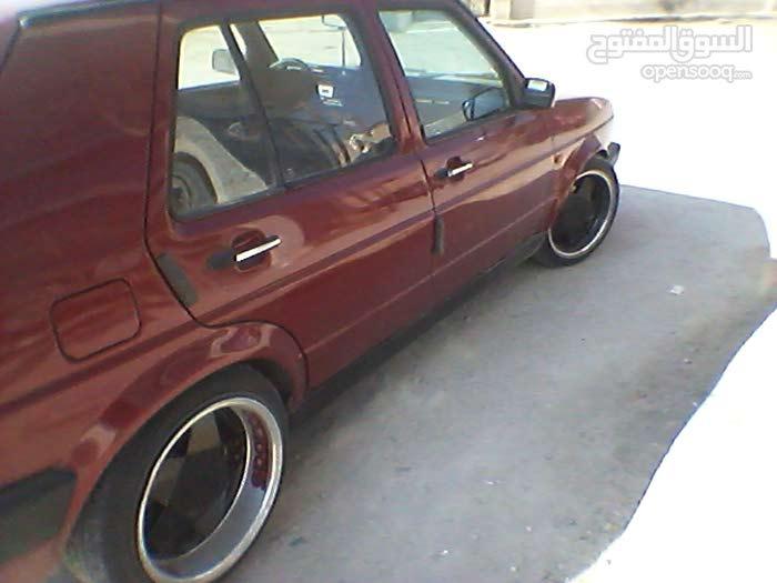 Manual Volkswagen 1986 for sale - Used - Zarqa city