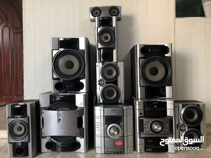 We have Used Home Theater available for sale