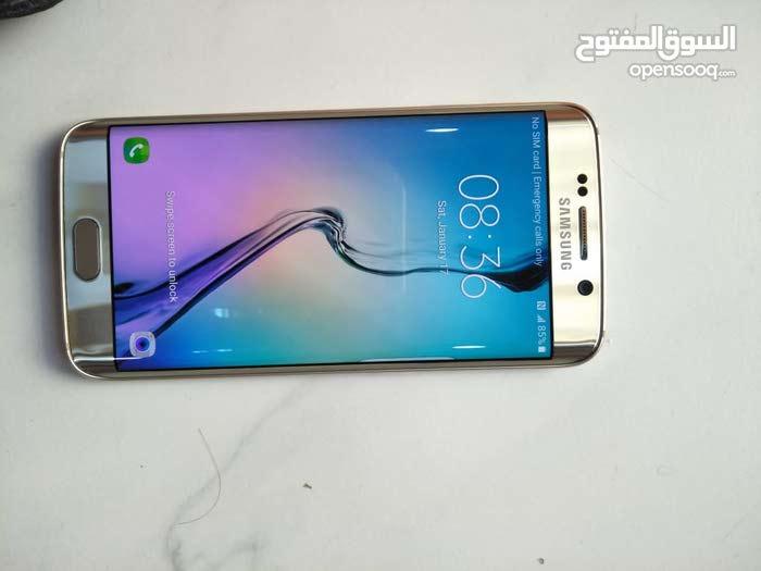 Samsung galaxy s6edge 4gb ram 64gb phone memmory