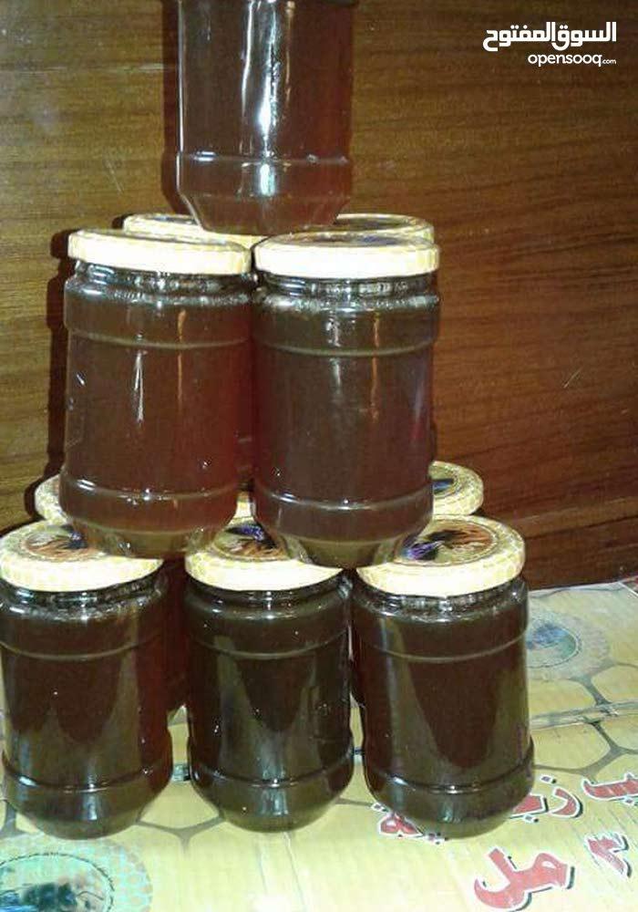 عسل طبيعي 100/100من مناحلنا