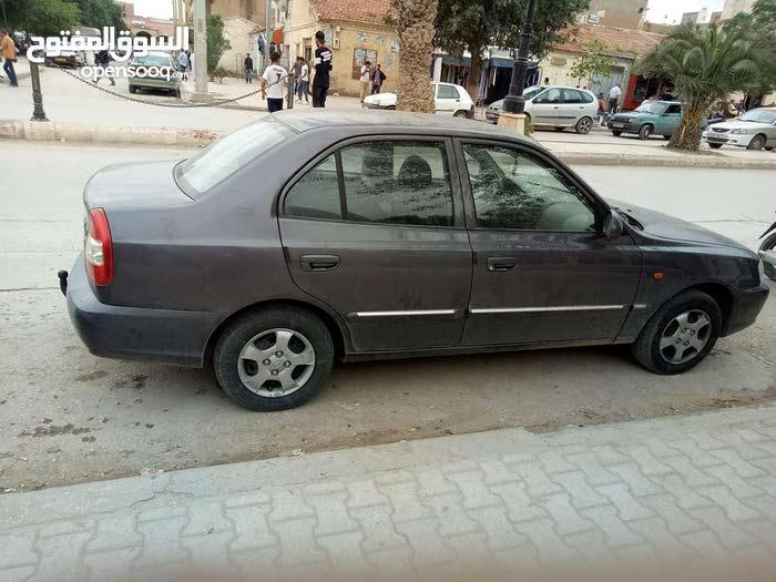 سيارة اكسنت 2016 في حالة جيدة للبيع او تبديل