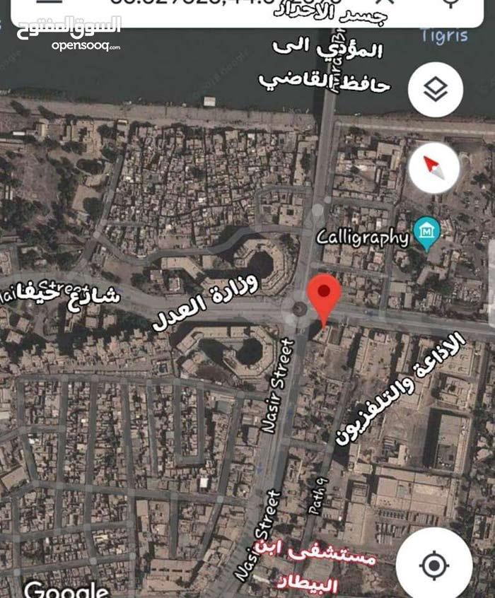 الموقع مقابل وزارة العدل اصلها ركن