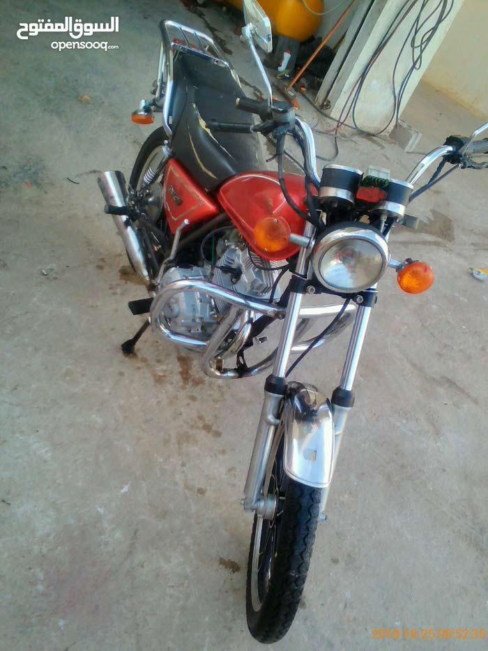 Buy a Used Honda motorbike made in 2014