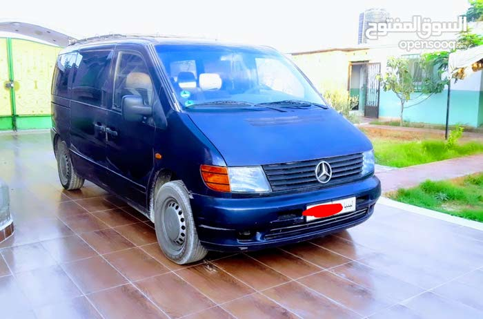 Manual Mercedes Benz 1998 for sale - Used - Benghazi city