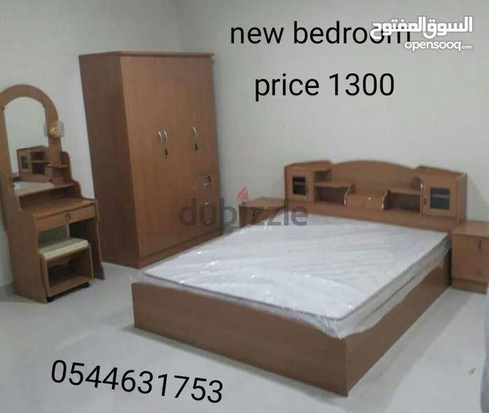 لدي مجموعة غرفة نوم