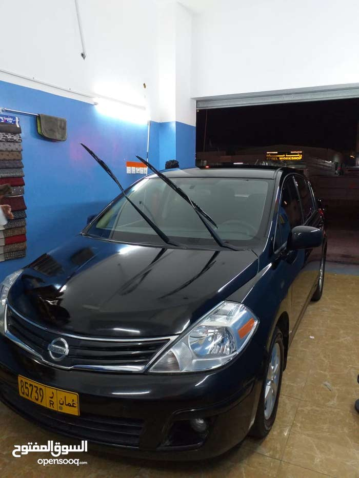 Nissan Versa car for sale 2011 in Muscat city