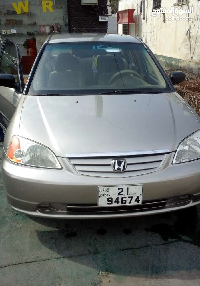 Gasoline Fuel/Power   Honda Civic 2003
