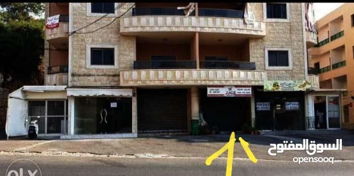 محل للبيع في منطقة الدبية قرب جامعة العربية