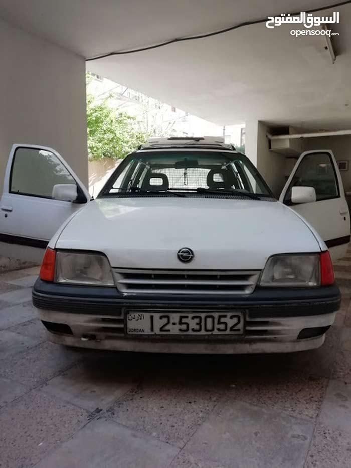 اوبل كاديت ستيشن ( 1988 Opel Kadett)