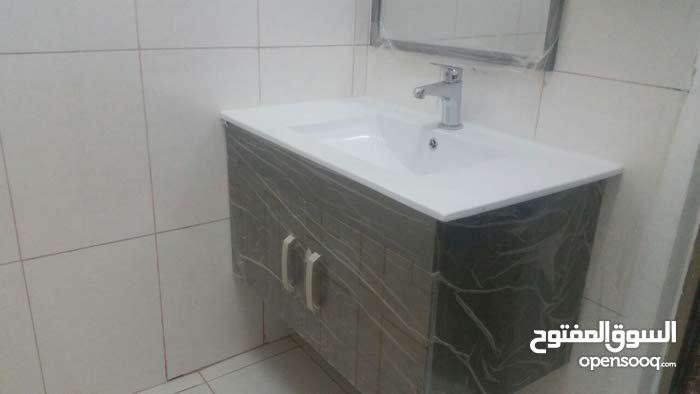 Third Floor  apartment for rent with 2 rooms - Amerat city Murtafaat Alamerat