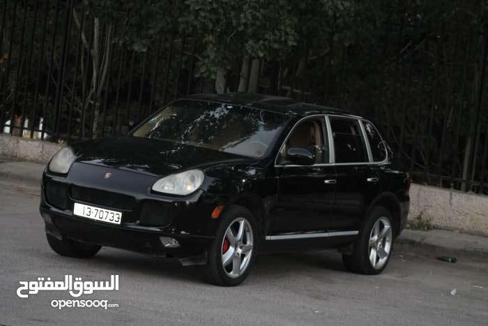 بورش cayenne 2006 للبيع او البدل
