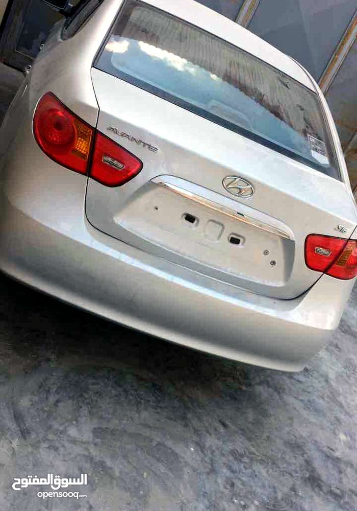 Hyundai Avante 2007 For sale - Grey color