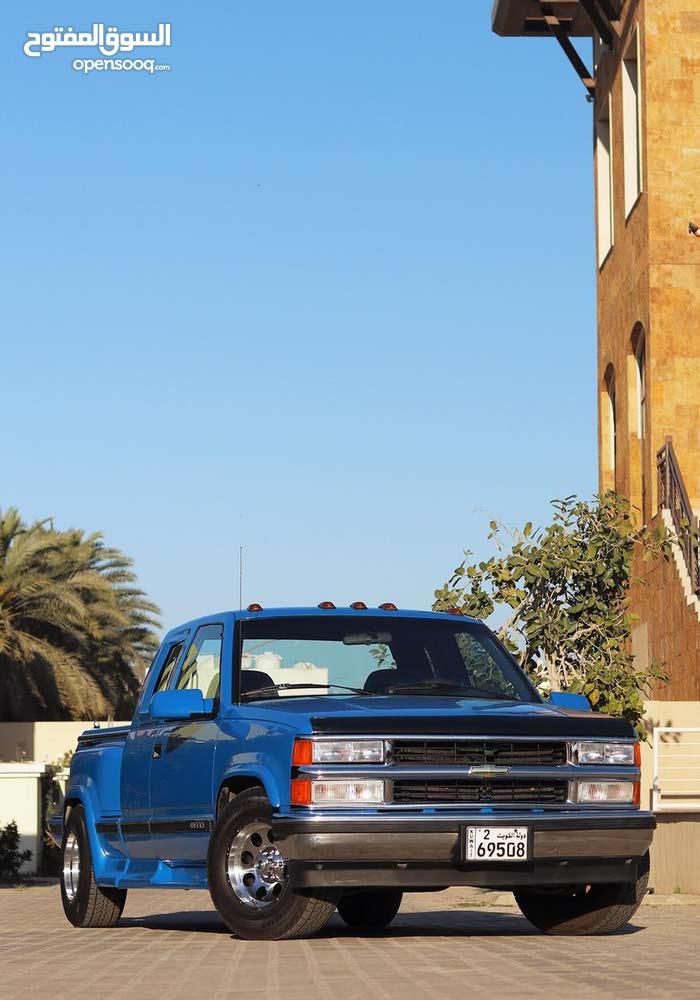 Available for sale! 0 km mileage Chevrolet Silverado 1992