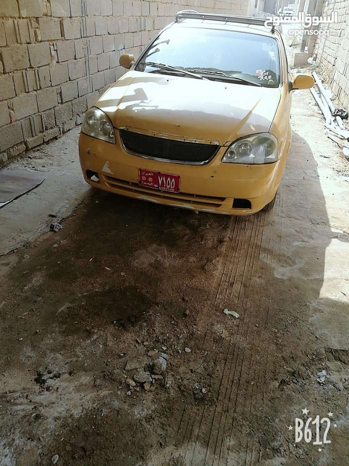 Daewoo Lacetti car for sale 2008 in Basra city